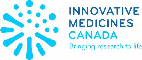 Innovative Medicines Canada Logo