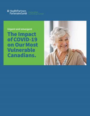 Cover of The Impact of COVID-19 on Our Most Vulnerable Canadians